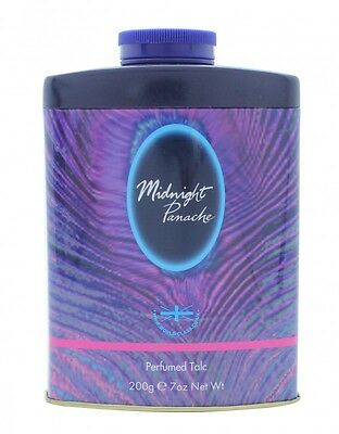 Taylor Of London Midnight Panache Talc 200G - Women's For Her. New