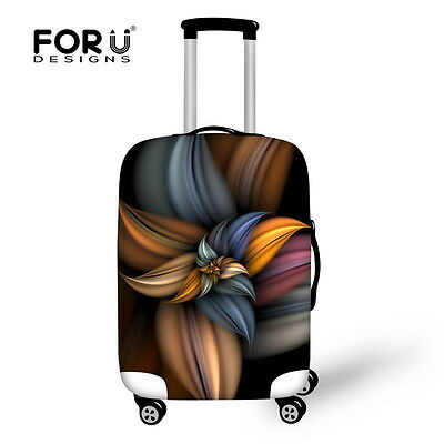 20/24/26/28 inch Elastic Travel Luggage Cover Spandex Suitcase Protector Jacket