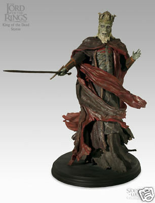 King Of The Dead  - Sideshow Weta  - Polystone Statue