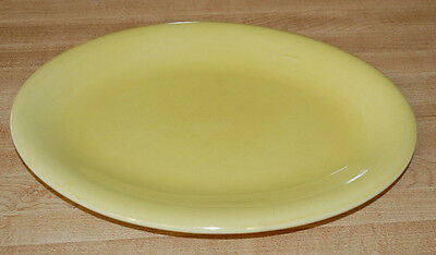 Yellow Russel Wright Oval Small Platter