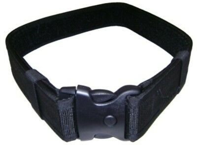 Security / Police Belt Deluxe Duty Belt with Triple Retention Buckle