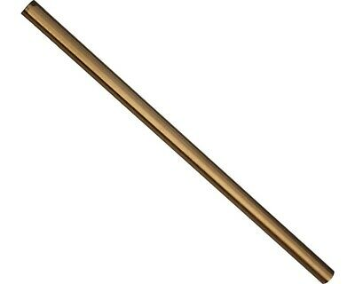 Track / Tie Rod 220mm x M8 Round Gold UK KART STORE