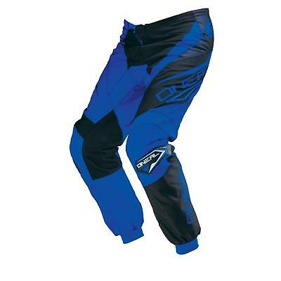 ONeal Element MX Hose RACEWEAR Blau Schwarz Motocross Enduro Cross Motorrad Quad