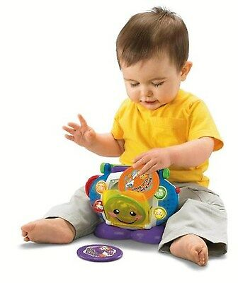Fisher-Price Laugh & Learn Sing-with-Me CD Player