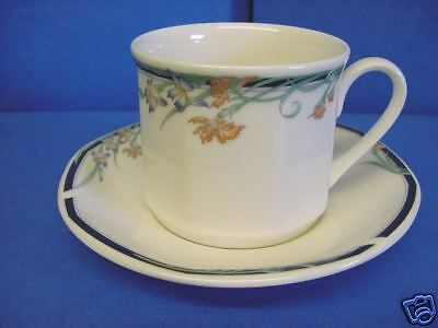 Royal Doulton Juno English Bone China Teacup & Saucer