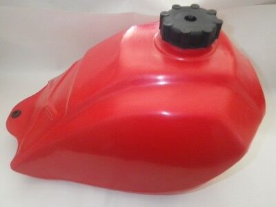 Honda ATC250SX ATC 250 SX 1985-1987 Plastic Replacement Fuel Tank & Gas Cap