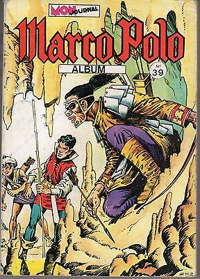 Marco Polo Album 39  (175/176/177) Mon Journal 1978