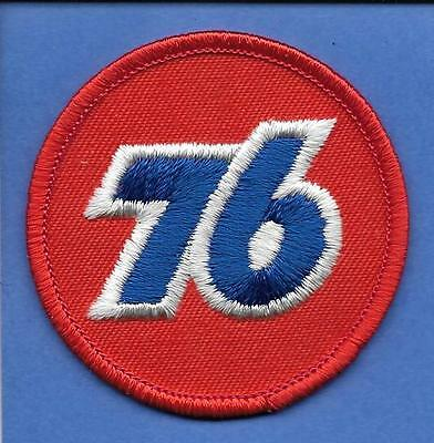 Union 76 Sew-on Cloth Uniform Patch