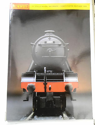 HORNBY 1999 CATALOGUE  45th EDITION EXCELLENT