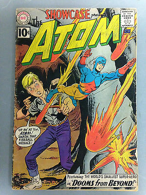 Showcase Presents The Atom (1961) # 35  2Nd Appearance Ray Palmer Gil Kane Dc