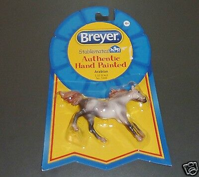 Breyer Stablemates # 5908, New on the Card ~ Arabian