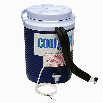 Cool Shirt Rally/Motorsport Round Cooling System With 10 Quart Storage