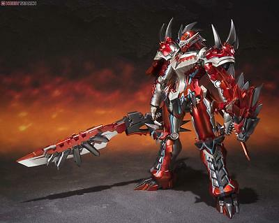 BANDAI DX Chogokin Monster Hunter G Class Transformation Liolaeus