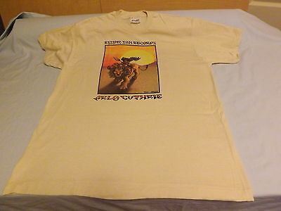 Vintage Rising Sun Records Arlo Guthrie & Shenandoah World Tour 1987 T-shirt
