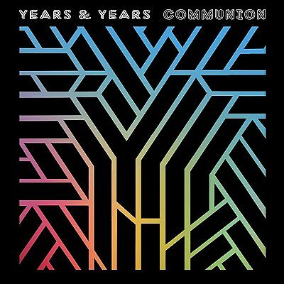 YEARS AND YEARS - COMMUNION: CD ALBUM (July 10th  2015) **FREE UK P&P**