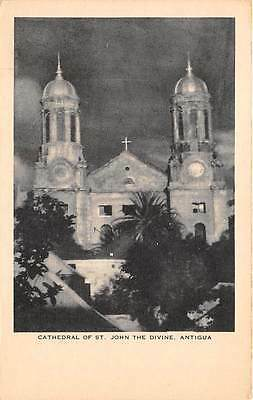 ANTIGUA, BWI ~ CATHEDRAL OF ST JOHN THE DIVINE ~ c. 1910-1920s