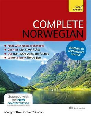 Complete Norwegian Beginner to Intermediate Course: (Book and audio support) by