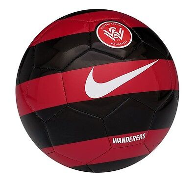 Nike Soccer / Football Ball - Western Sydney Supporters - Sc2779-648 - Size 4,5