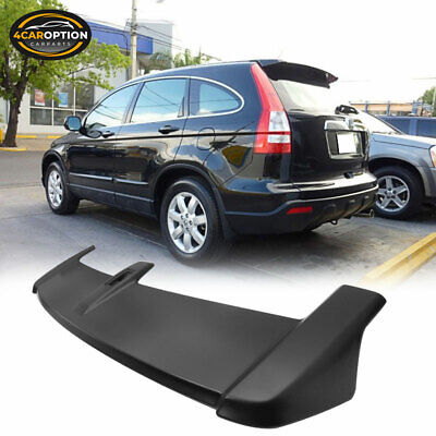 07-11 Honda CRV CR-V OE Factory Rear Liftgate Trunk Roof Top ABS Spoiler Wing
