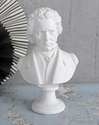 Historical Piano Beethoven Bust Composer