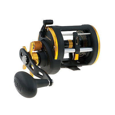 PENN Squall 20LW Levelwind Saltwater Fishing Reel - SQL20LW