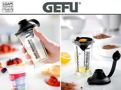 Gefu - Multi-Mixbecher, 300 ml