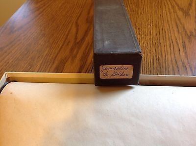 "Universal Piano Roll 87875 ""JERUSALEM, the Golden"" EWING"
