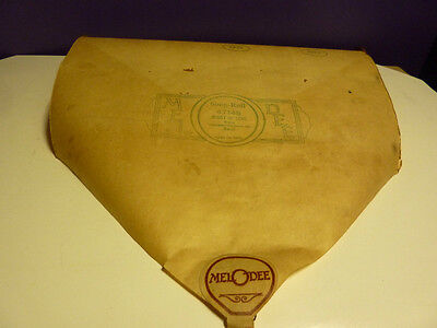 Vintage Piano roll MEL O DEE 47148 Right of LOVE SPIER
