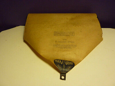 Vintage Piano roll PARAMOUNT 769 italianst Canzoniere