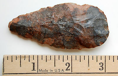Authentic Native Large Scraper #2 (Arrowhead) from a Southwest Michigan