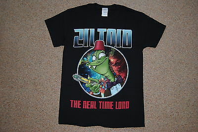 Devin Townsend Project Time Lord Ziltoid World T Shirt New Official Dtp Syl