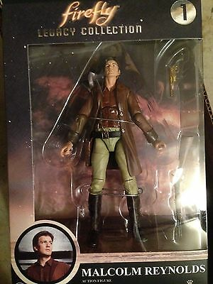 """Funko Legacy collection movie figure 6"""" scale Firefly Malcolm Reynolds in stock"""