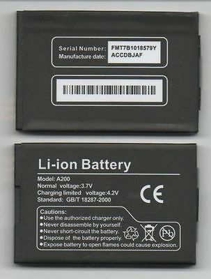 Lot 25 New Battery For Calcomp A200 Zte A310 Msgm8 2