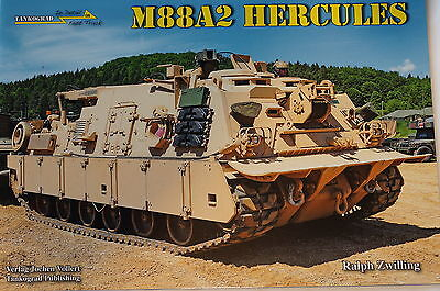 US Army M88A2 Hercules Armour Tankograd Reference Book