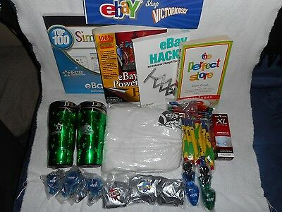 65 eBay Collectibles Collection #2 - Former Employee swag - FREE SHIPPING