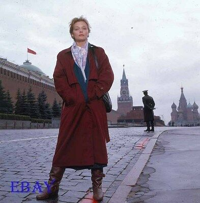 Michelle Pfeiffer Russia House Vintage 2 1/4 Transparency