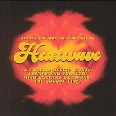Heatwave - Always And Forever - The Best NEW CD