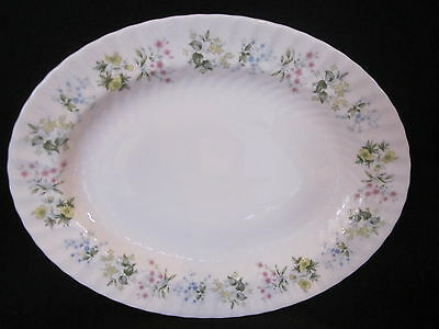 Minton SPRING VALLEY- Oval Platter BRAND NEW