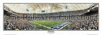 Indianapolis Colts Stadion NFL Football Panorama Bild Druck,100cm,panorama view