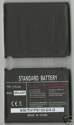 Lot 3 New Battery For Samsung A707 R360 Freeform 2