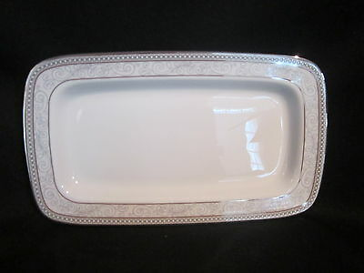 Noritake CIRQUE 9319 - Butter / Relish Tray BRAND NEW