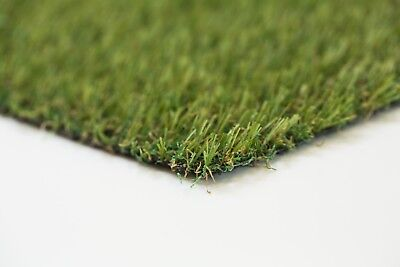 15mm Seville - Astro Artificial Grass Lawn Garden Fake Turf w/ **FREE DELIVERY**
