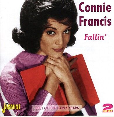 Connie Francis - Fallin: Best of the Early Years [New CD]
