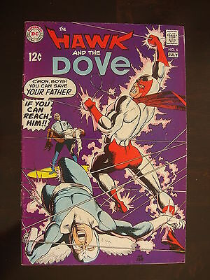 Hawk And The Dove #6 VG+ Your Father