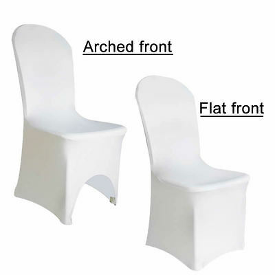 1-100PCS Covers Spandex Lycra Chair Cover Wedding Party Banquet Anniversary