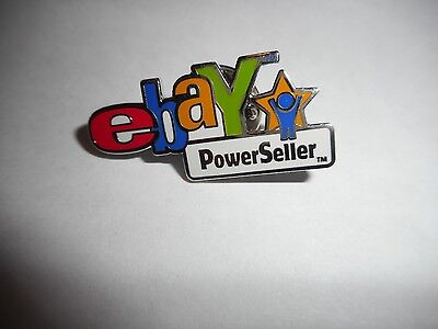 One Collectible eBay Vintage PowerSeller Pin - FREE SHIPPING