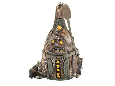 Tenzing 1140 Camo Single Sling Archery Pack Bag - Hunting - Shooter Friendly