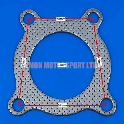 "2.75"" Inch Turbo Outlet Downpipe Exhaust Gasket (4 Bolt)"