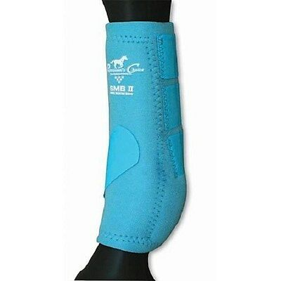 Professionals Choice SMB II Horse Medicine Boots Turquoise Med LrgTack
