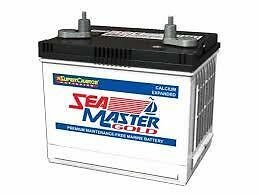 MARINE BATTERY SEAMASTER MFM48 GOLD Great Value Low Maintenance 2 Year Warranty
